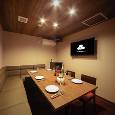 肉料理 Lab sapporo ラボサッポロ 札幌の雰囲気1