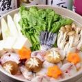 料理メニュー写真冬限定◆とらふぐちり鍋 ※ ご注文は2人前からになります