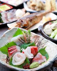 酒肴菜や 利一のコース写真