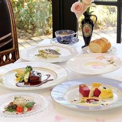 現代仏蘭西料理 朔詩舎のコース写真
