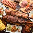 本格肉バルがお届けする国産和牛使用の肉メニュー♪ローストビーフ・サーロインステーキなど肉好きにはたまりません!