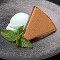 料理メニュー写真アイスクリーム(奥能登大谷塩/加賀棒ほうじ茶/加賀百万石醤油/加賀味噌)