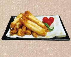 料理メニュー写真チーズフライ(8本)