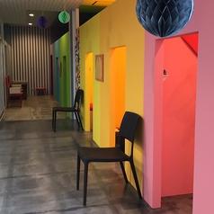 フルベジカフェ バルーンの写真