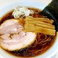 料理メニュー写真醤油らぁ麺