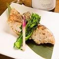 料理メニュー写真■本日のお魚鉄板焼き