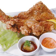 名物!旨唐揚げ 菜・彩・鶏の皇帝ザンギ