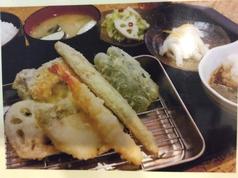 天ぷら だるま いちばんの写真