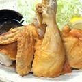料理メニュー写真カレー味 / ガーリック味 / 塩コショウ味