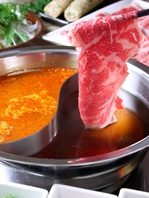 しゃぶしゃぶ食べ放題2680円(税抜)寿司,串揚[食放]あり