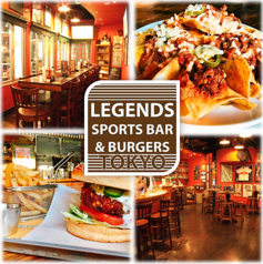 Legends SPORTS BAR (レジェンズ・スポーツバー)の写真