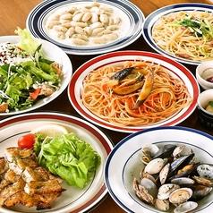外食家 くじら 北中城店のコース写真