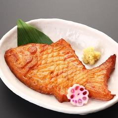 料理メニュー写真さつま食べ鯛