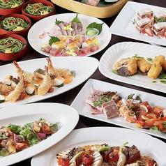 ザ リバーサイドカフェ ザ ロイヤルパークホテル 広島リバーサイドのコース写真