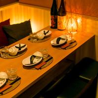 【洗練された上質な和装空間】新横浜で個室をお探しなら