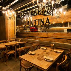所沢の個室イタリアン CANTINA キャンティーナの写真
