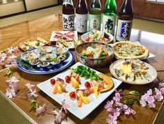 川のhotori用瀬のおすすめ料理1