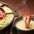 料理メニュー写真《チュクミ追加メニュー》ハラペコチーズフォンデュケランチム/マヨコーン/チーズ/もやしナムル/ポックンパ