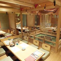 沖縄料理 金魚すさび KiKi京橋店の雰囲気1