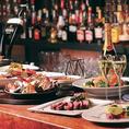 2時間飲み放題コース4000円~◎前菜からデザートまで旬のコース料理がお手軽にご堪能頂けます!