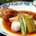 料理メニュー写真瀬戸内魚 煮物・酒むし