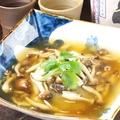 料理メニュー写真京豆腐揚げ出し