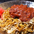 料理メニュー写真かもくらオリジナル イタリアン風麺