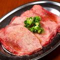 料理メニュー写真【牛タン】上タン/並タン