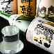 日本酒や焼酎も各種取り揃え。お酒好きの方も大満足!