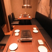 2F:ご宴会は最大12名様までOK!4名・6名・12名様OKの個室がございます。