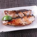 料理メニュー写真焼き魚各種