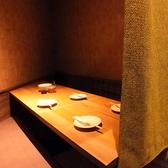 プライベート感たっぷり。落ち着いて楽しめる癒し空間…。個室は2名~最大50名様までOK!