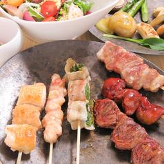 焼き鳥とワイン 志ノ蔵のおすすめ料理1
