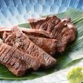 料理メニュー写真【炭火焼き】牛タン炭火焼き