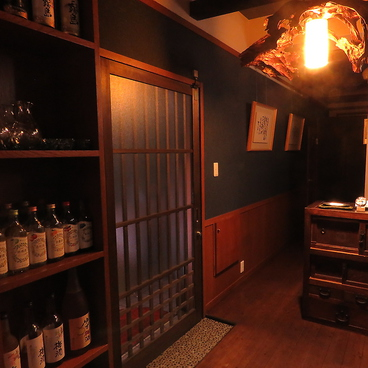 個室×日本酒 創作居酒屋 yoshiの雰囲気1