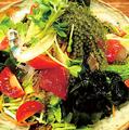 料理メニュー写真美ら海サラダ