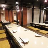 個室 食べ飲み放題 華しずく 宮崎店の雰囲気2
