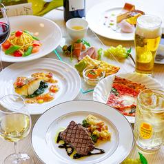 ルーフガーデンレストランの写真
