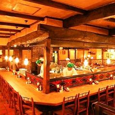 カフェ ラ ボエム CAFE LA BOHEME 銀座店の雰囲気1