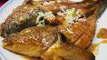 宴会料理!紅焼頭尾 中華風鯉の頭と尾の醤油煮込み