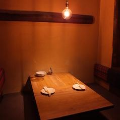 2名様~◎接待、デート、宴会などシーンに合わせて選べる、大小様々な個室をご用意しております♪