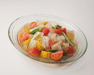 自然食ビュッフェ 花草香のおすすめ料理1