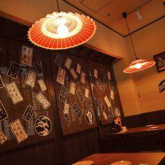 古風な雰囲気が◎九州料理との相性◎!