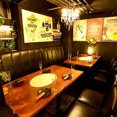 個室肉バル ニルヴァーナ 町田駅前店の雰囲気1