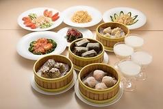 健美食楽 Chinese Food in 紅燈籠 ホンタンロンのコース写真