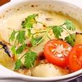 料理メニュー写真ジャガイモのアンチョビマヨネーズ焼