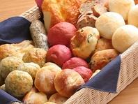 ロビンソン烏丸の自家製パン