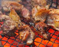 鶏炙り焼き