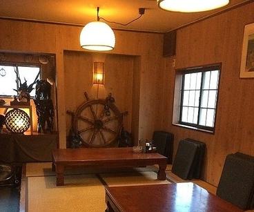 海女小屋 Amagoya 福井の雰囲気1
