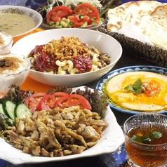 エジプトレストラン ALIBABAの写真